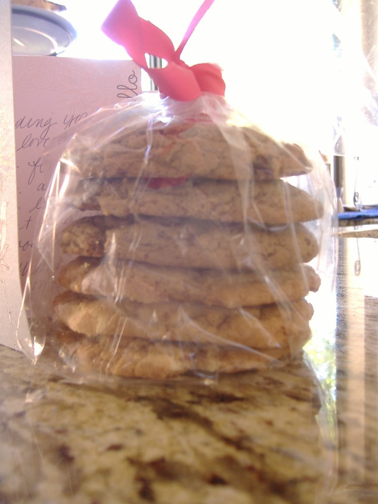 Yummy package of cookie goodness!