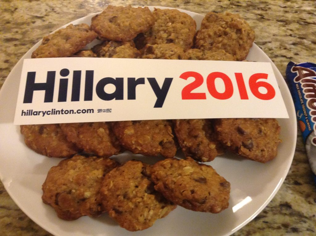 Clinton Cookies